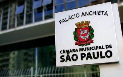 Estudantes continuam a ocupar plenário da Câmara de Vereadores de São Paulo
