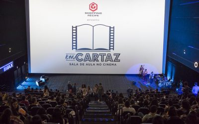 """""""Enem em cartaz"""" leva aulão para salas de cinemas"""