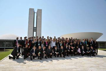 Câmara realiza edição 2017 do programa Parlamento Jovem Brasileiro