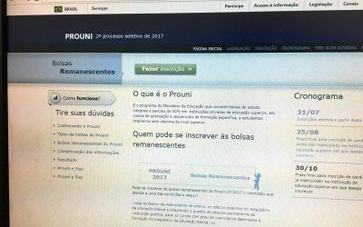 Educação aprova financiamento de cursos de pós-graduação pelo Prouni