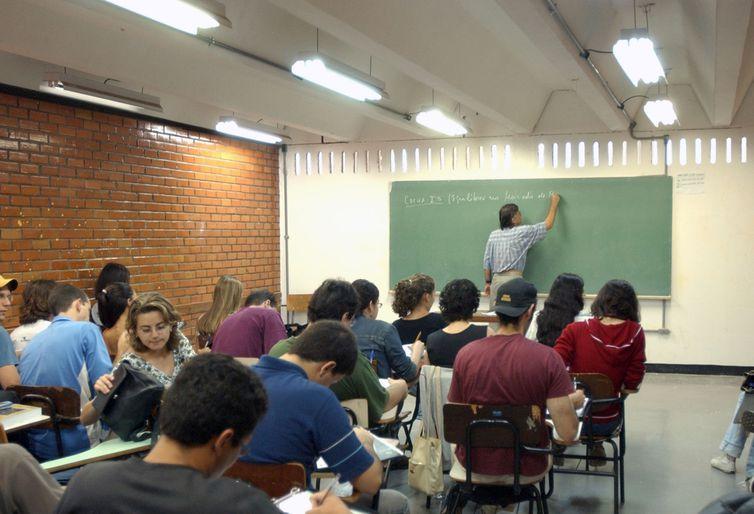 Cursos presenciais têm o melhor desempenho no Enade