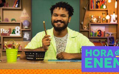 Hora do Enem terá edições ao vivo focadas no segundo dia do exame