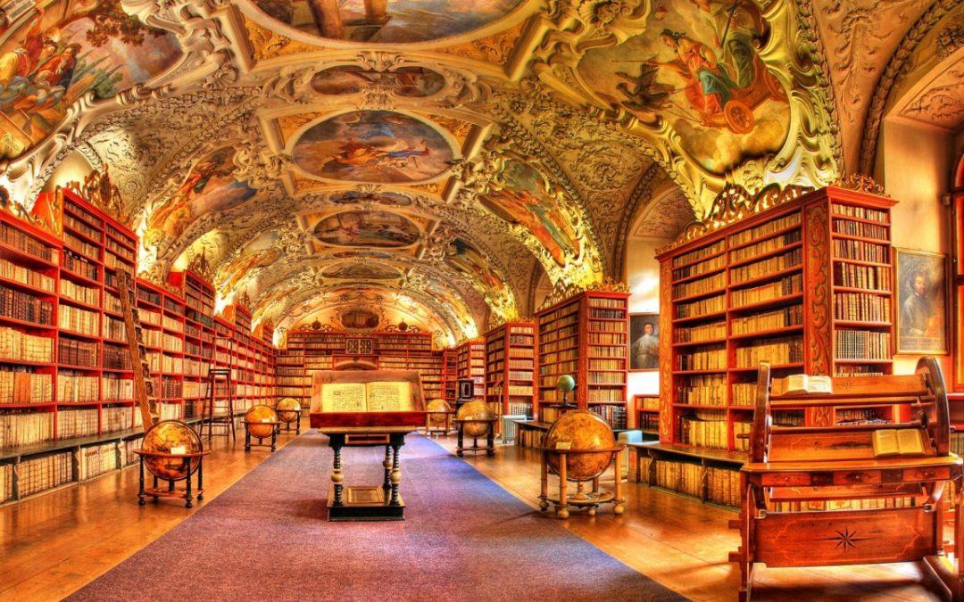 Conheça as mais belas bibliotecas do mundo