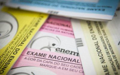 Inep disponibiliza materiais de apoio para o Enem