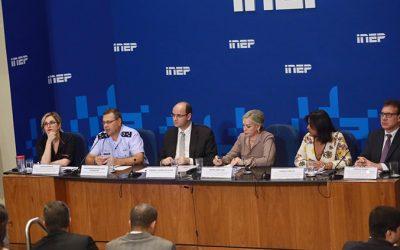 MEC e Inep aguardam 5,5 milhões de candidatos para a primeira prova do exame neste domingo