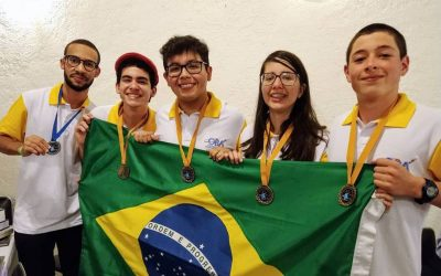 Brasil conquista primeiro lugar em olimpíada de astronomia