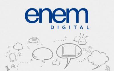 Primeiro Enem Digital começa neste domingo (31)