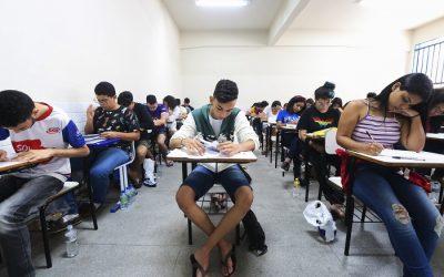 Abstenção é de 9,40% no primeiro dia de provas do SSA3