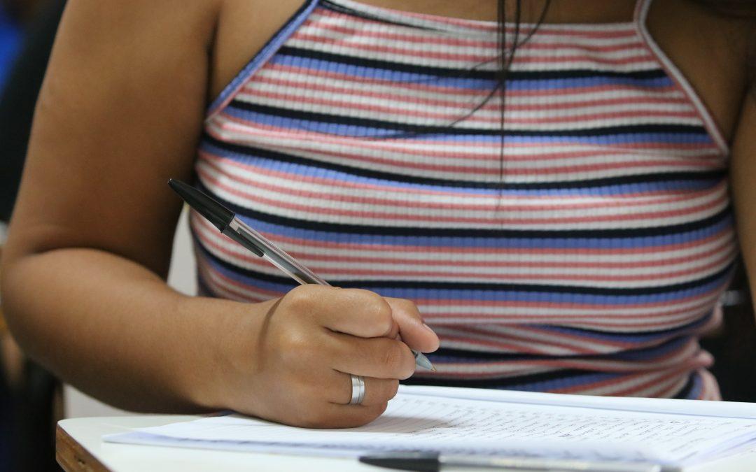 Inscrições para avaliar redações do Enem terminam hoje