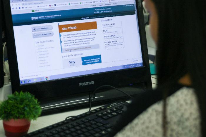Universidades pernambucanas vão continuar a integrar o Sisu