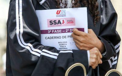UPE retoma calendário de matrículas e remanejamentos do SSA