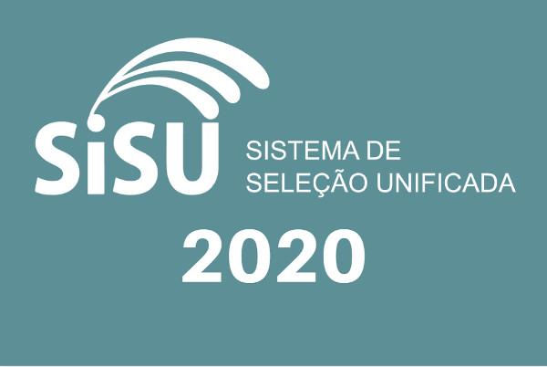 Inscrições no Sisu 2020 começam no dia 21