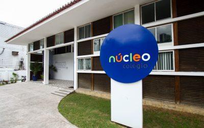 Colégio Núcleo bate recorde com 20 equipes de alunos na final da ONHB