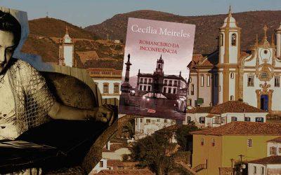 Livros Fuvest: A Inconfidência Mineira na poesia de Cecília Meireles