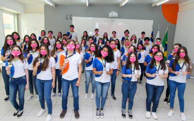 Colégio Núcleo ganha maior número de medalhas do país na ONHB