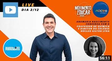 Movimento Educar 2020: Dicas do professor Gilton Lyra