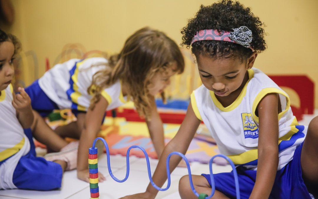 Recife inicia matrículas para novos estudantes da rede nesta terça