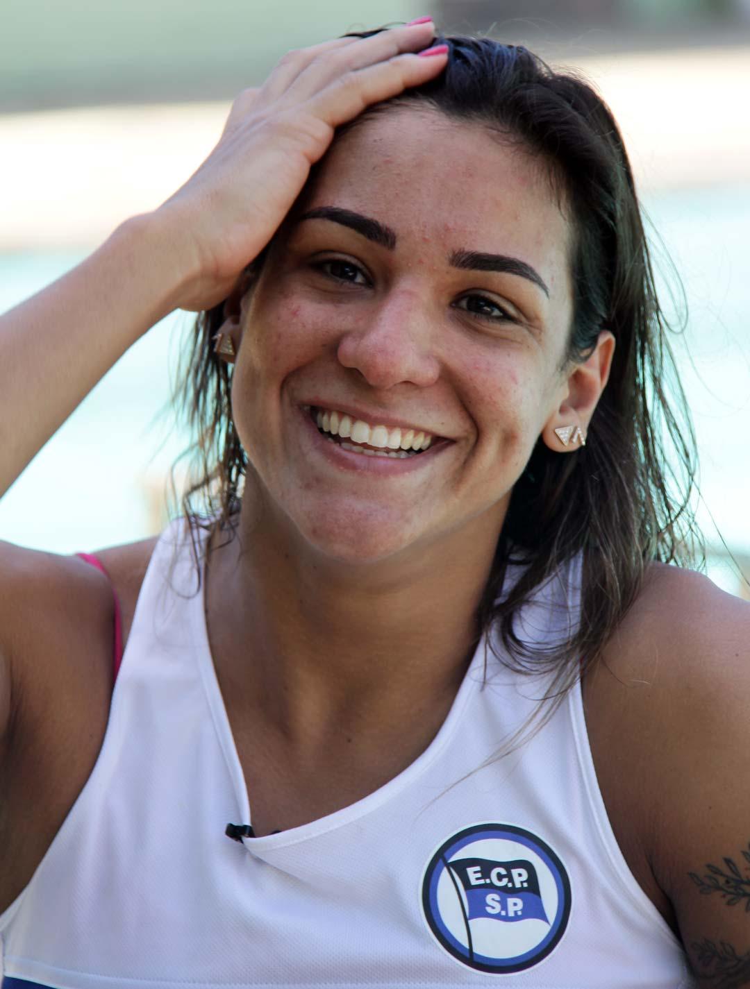 Joanna Maranhão - Foto: Karina Morais/DP