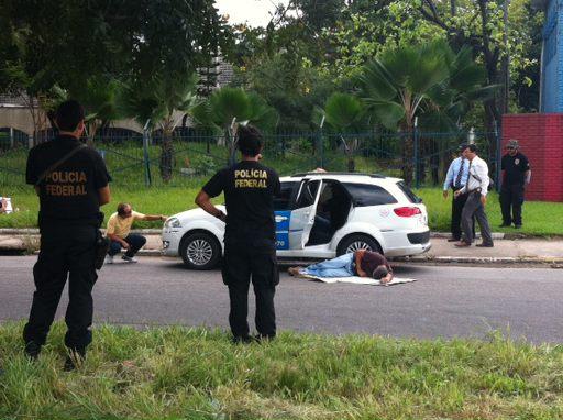 Reconstituição do tiroteio esclareceu as dúvidas do Ministério Público Federal