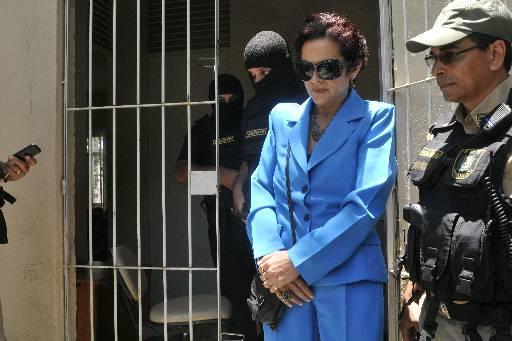 Delma Freire foi apontada como mandante do crime. Foto: Teresa Maia/DP/D.A/Press