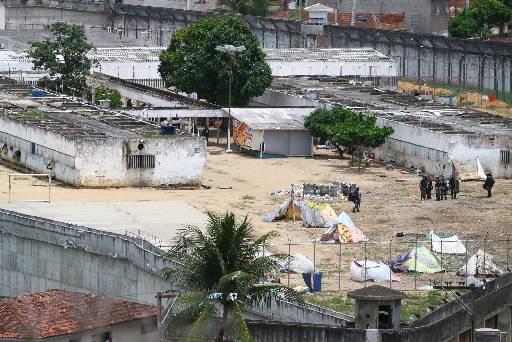 Complexo do Curado, antigo Aníbal Bruno, registrou a maior fuga