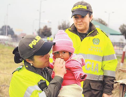 Polícia está mais próxima da população. Foto: Divulgação