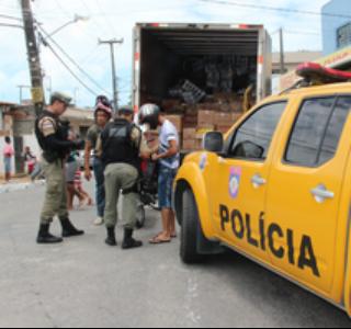 Ações serão itinerantes. Foto: Polícia Militar/Divulgação