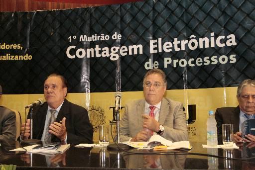 Mutirão foi lançado nessa quinta-feira. Foto: Credito: Agencia Rodrigo Moreira/Rafael Bento