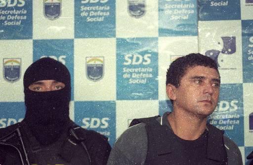 Valfrido Lira também foi preso. Ambos passaram 60 dias no GOE. Crédito: Alcione Ferreira/DP/D.A Press.