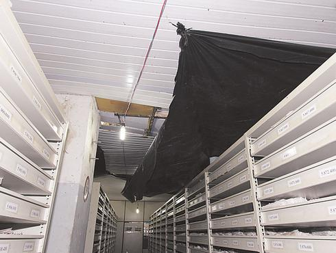 Prédio do IITB está em condições precárias. Foto: Edvaldo Rodrigues/DP/D.A Press
