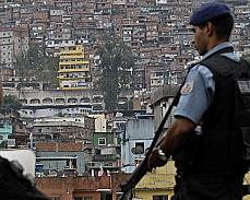 UPP na Rocinha: 700 policiais militares para patrulhar 25 subcomunidades em cerca de 840 mil metros quadrados. Foto: Tânia Rêgo/ABr