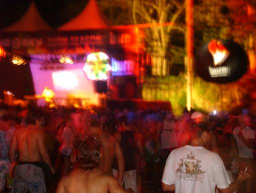 Festas costumam acontecer em lugares afastados da cidade. Foto: Diogo Carvalho/DP/D.A.Press