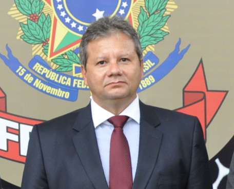 Delegado está à frente da PF no estado. Foto: Polícia Federal/Divulgação