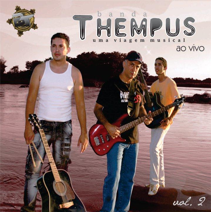 Banda Thempus deu um tempo Foto: Reprodução/Facebook