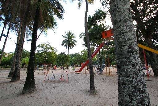 Parque 13 de Maio receberá seis câmeras. Foto: Paulo Paiva/DP/D.A Press