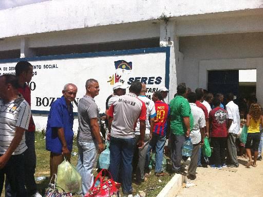 Crianças deverão ir aos presídios com algum responsável. Foto: Ana Cláudia Dolores/DP/D.A Press
