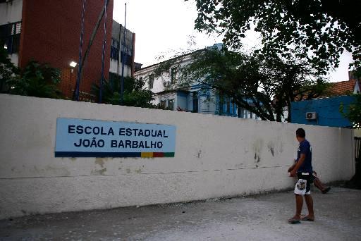 Escolas do Centro receberão policiamento. Foto: Lucas Oliveira / Esp. DP/D.A Press