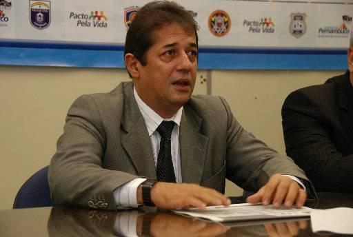 Servilho deixou a SDS-PE em abril de 2010. Foto: Credito: Cecilia de Sa Pereira/Aqui PE/D.A Press