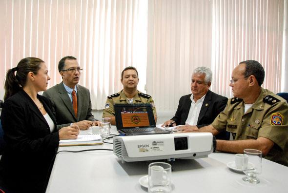 Parceria foi firmada entre a PCR e SDS. Foto: Inaldo Lins/PCR/Divulgação --