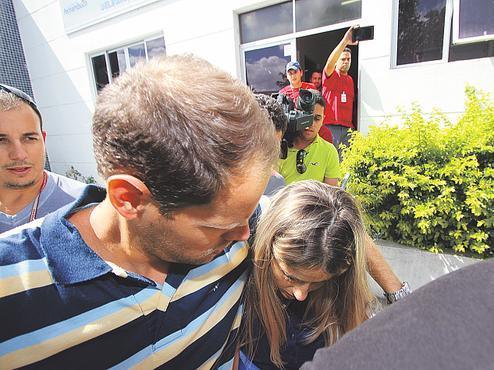Mysheva tem prestado vários depoimentos. Foto: Paulo Paiva/DP/D.A Press