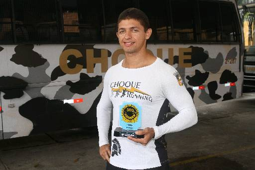 Gustavo Aureliano já participa de ultramaratonas