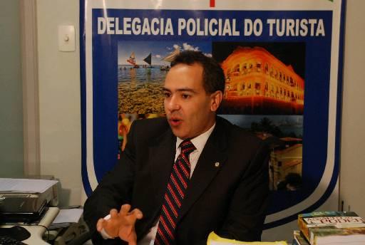 Policial tem vasta experiência na polícia. Foto: Ricardo Fernandes/DP/D.A Press