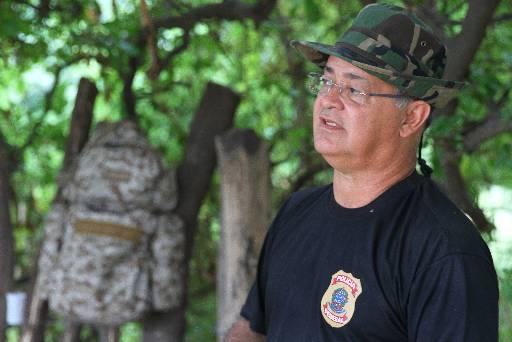 Delegado Carlo Marcus comandou a operação no Sertão. Foto: Paulo Paiva/DP/D.A Press