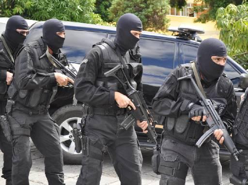 Policiais participaram do treinamento. Fotos: Polícia Federal/Divulgação