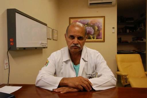 Médico está detido no Cotel. Foto: Ricardo Fernandes/DP/D.A Press