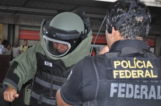Fotos: Polícia Federal/Divulgação