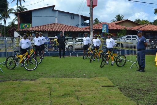 Equipamentos começaram a funcionar na semana passada. Fotos: Prefeitura do Ipojuca/Divulgação