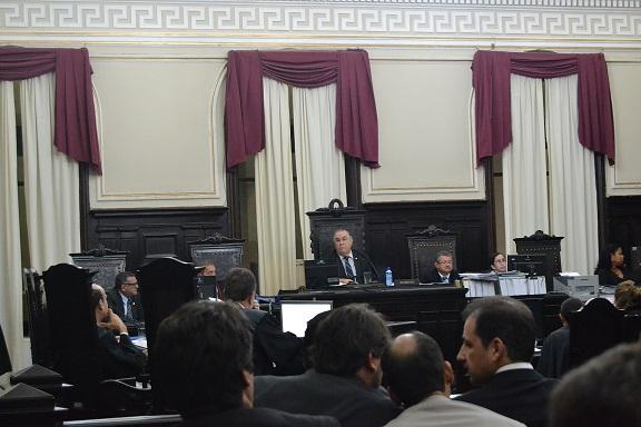 Corte se reuniu nessa segunda-feira. Foto: OAB/Divulgação