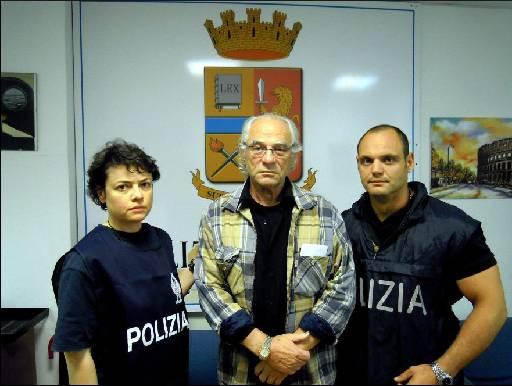 Gedalya Tauber foi preso em junho do ano passado na Itália