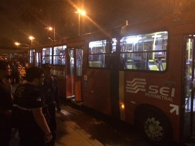 Crime aconteceu por volta das 18h. Fotos: Wagner Oliveira/DP/D.A Press